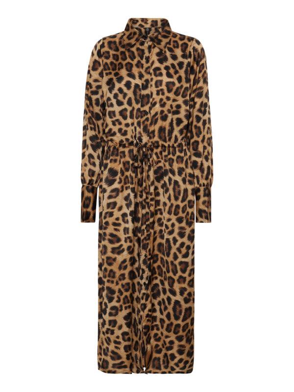 Houston Leo Deluxe Skjorte Kjole